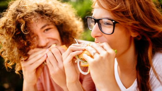 essen,fast food
