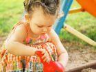 Kinder lernen beim Spielen