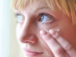 Hämorrhoiden Creme gegen Tränensäcke & Falten
