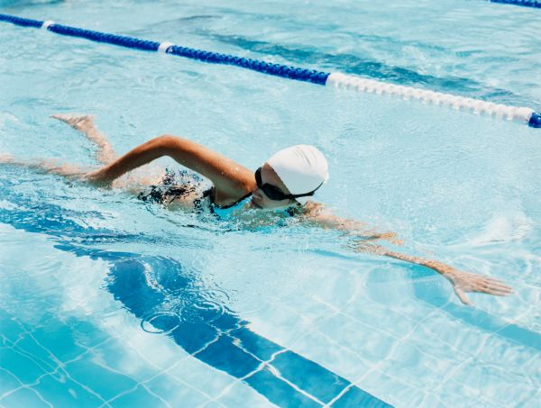 How to Swim For Weight Loss POPSUGAR Fitness
