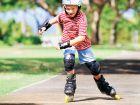 Sicheres Inline-Skating für Kinder