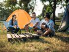 Camping-Urlaub ohne Rückenschmerzen