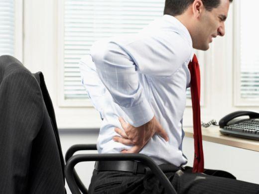 Rückenfreundlich arbeiten – die besten Tipps